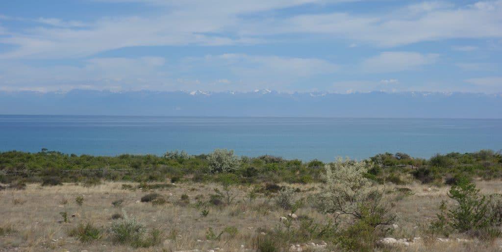 Lake Issyk-Kul, Kyrgyzstan