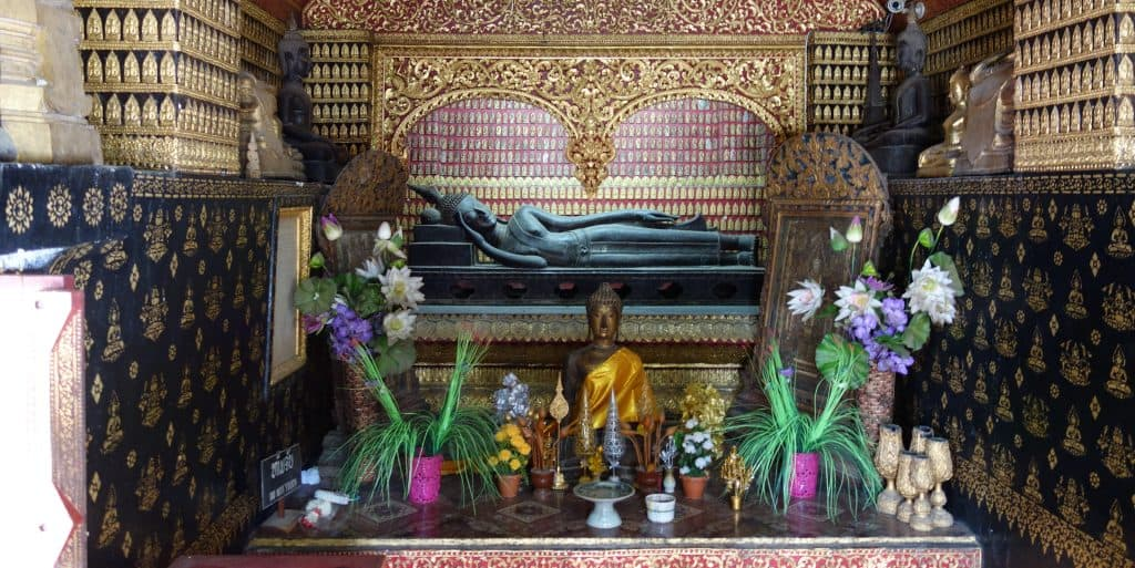 Wat Xienthong, Luang Prabang, Laos
