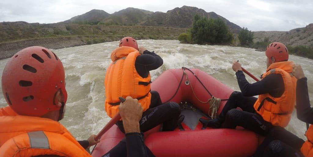 Rafting Kyrgyzstan