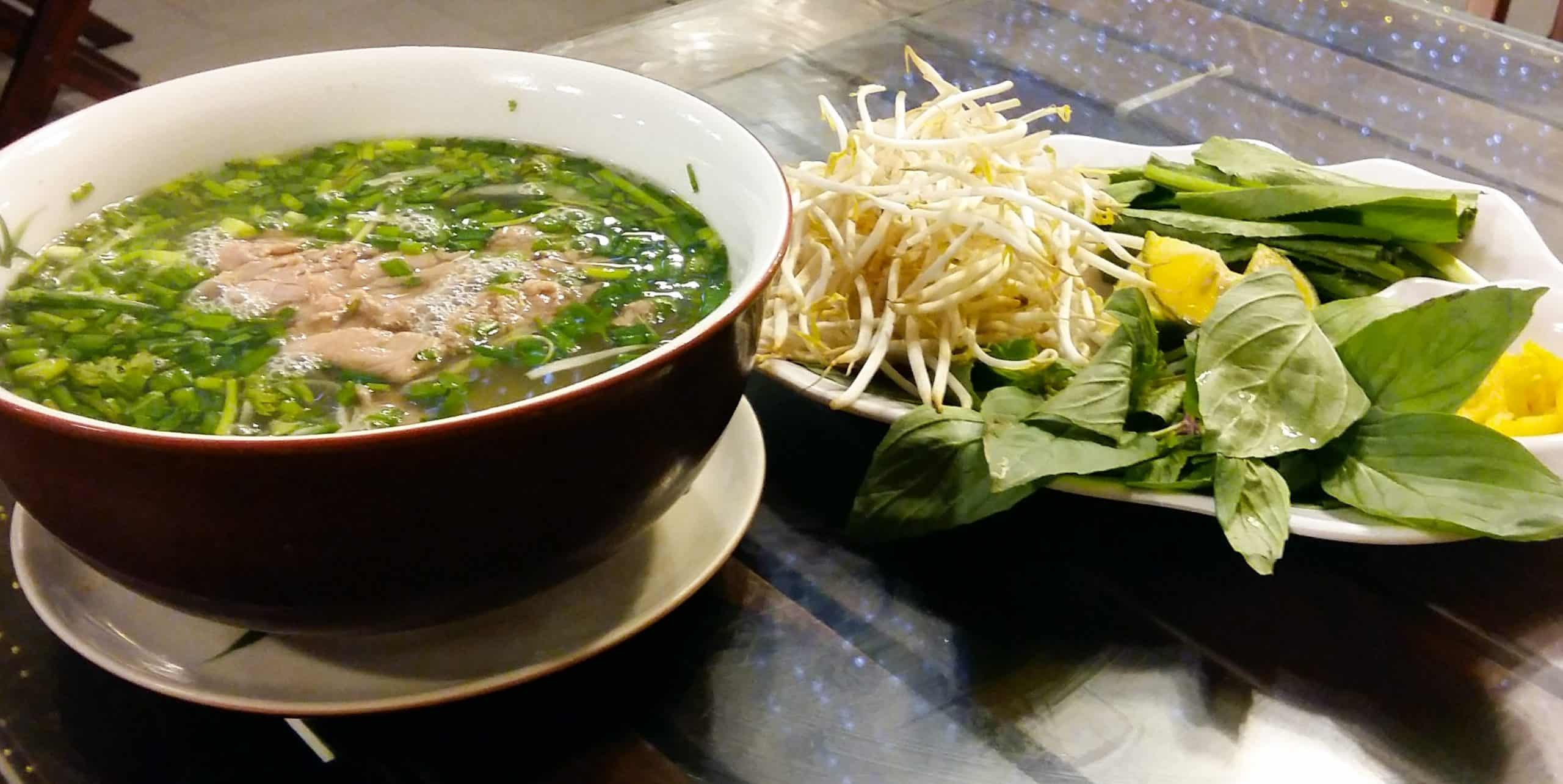 Pho, National dish Vietnam
