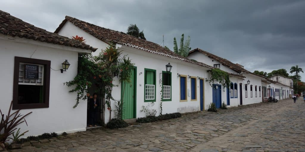 Old Town, Paraty, Brazil