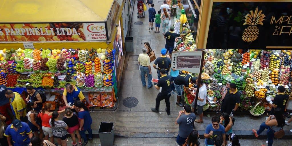 Mercado Central, Sao Paulo, Brazil