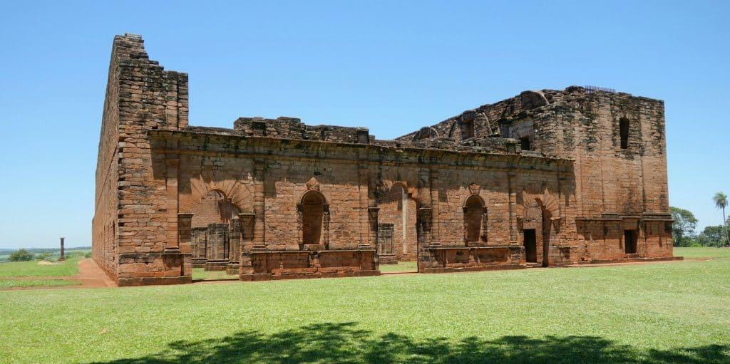 Jesuit Mission of Jesus de Taravange, Paraguay