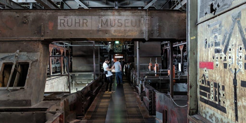 Zeche Zollverein, Essen, Germany