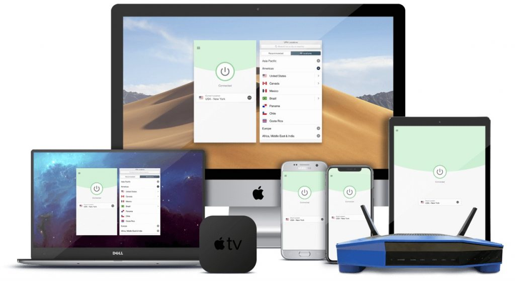 Express VPN on multiple devices