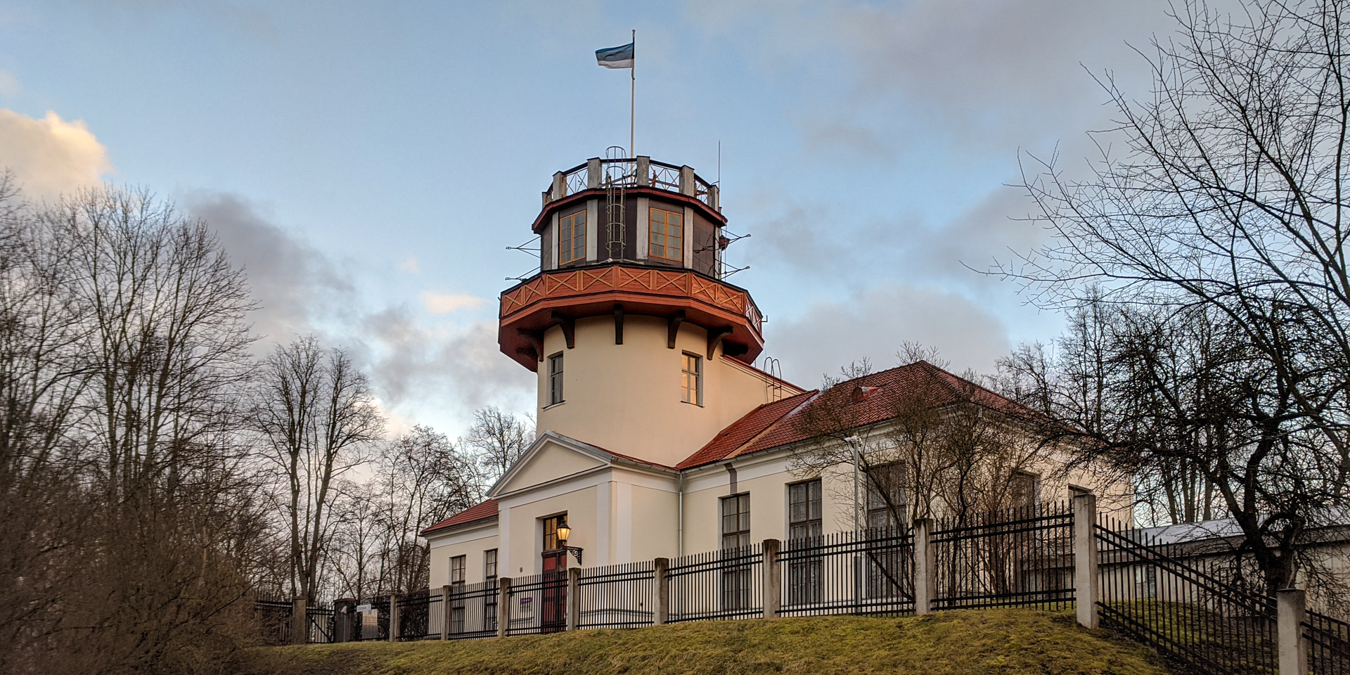 Tartu Old Observatory, Estonia