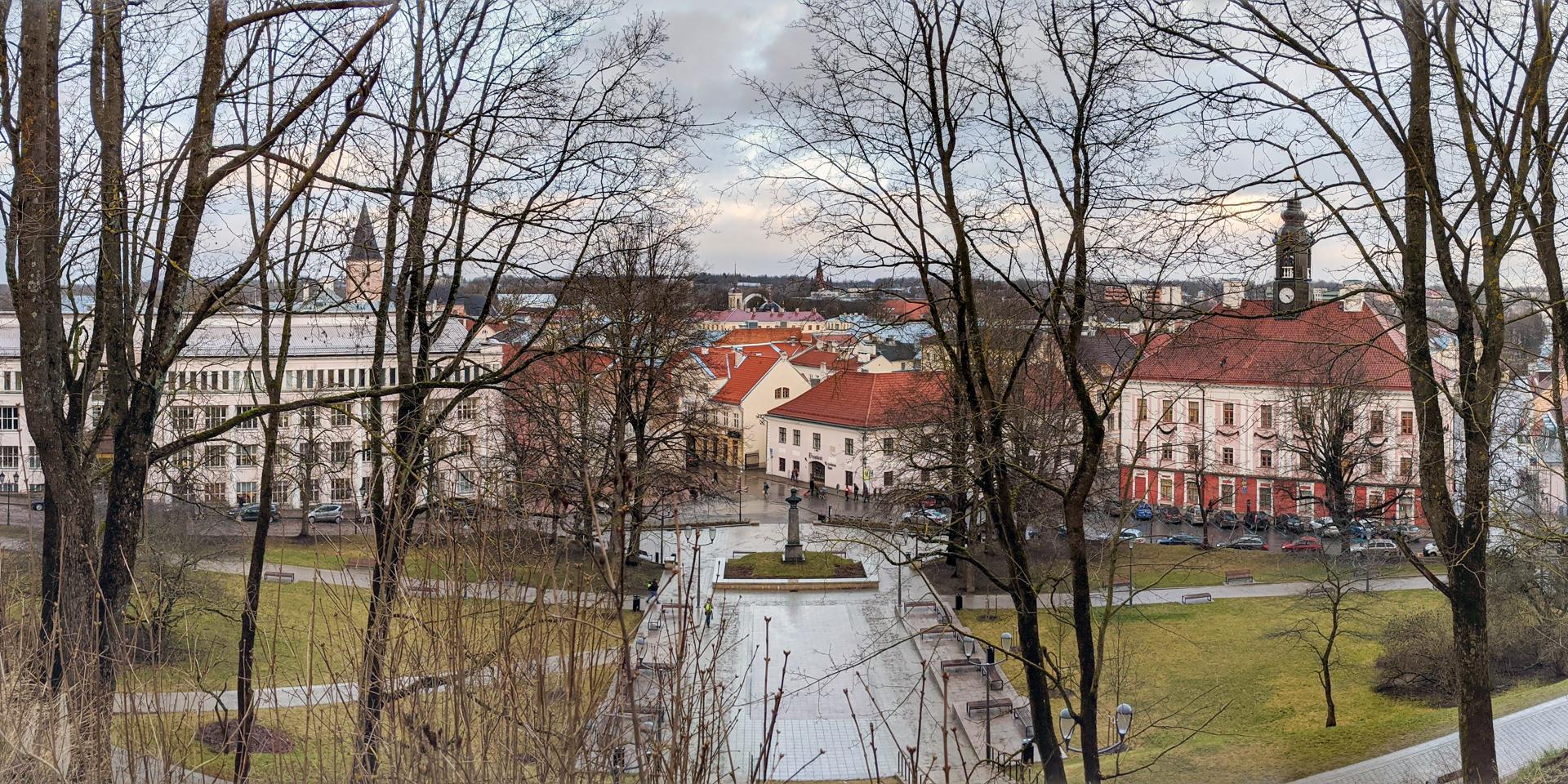 Tartu Toome Hill, Estonia