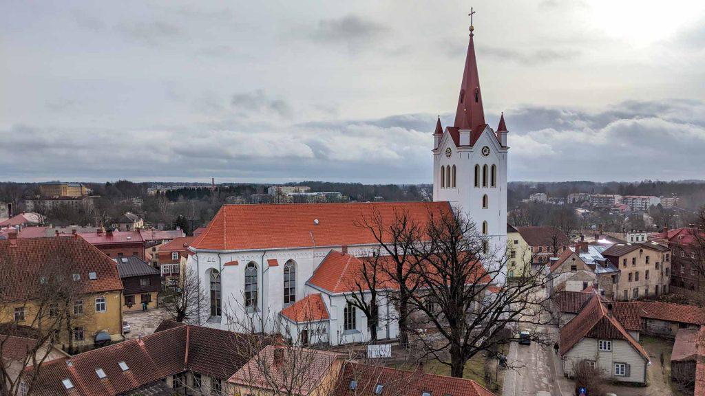 Church of Saint John's, Cesis, Latvia