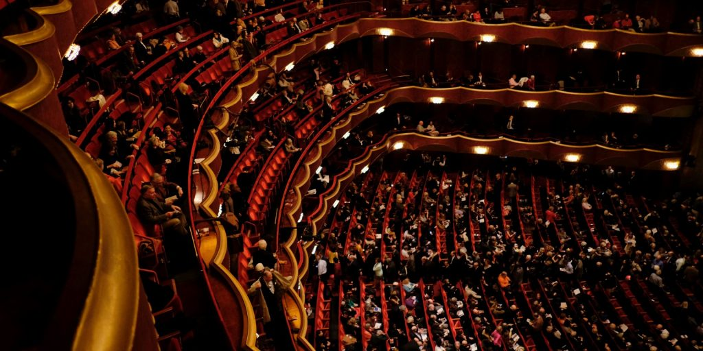 Metropolitan Opera of New York, USA