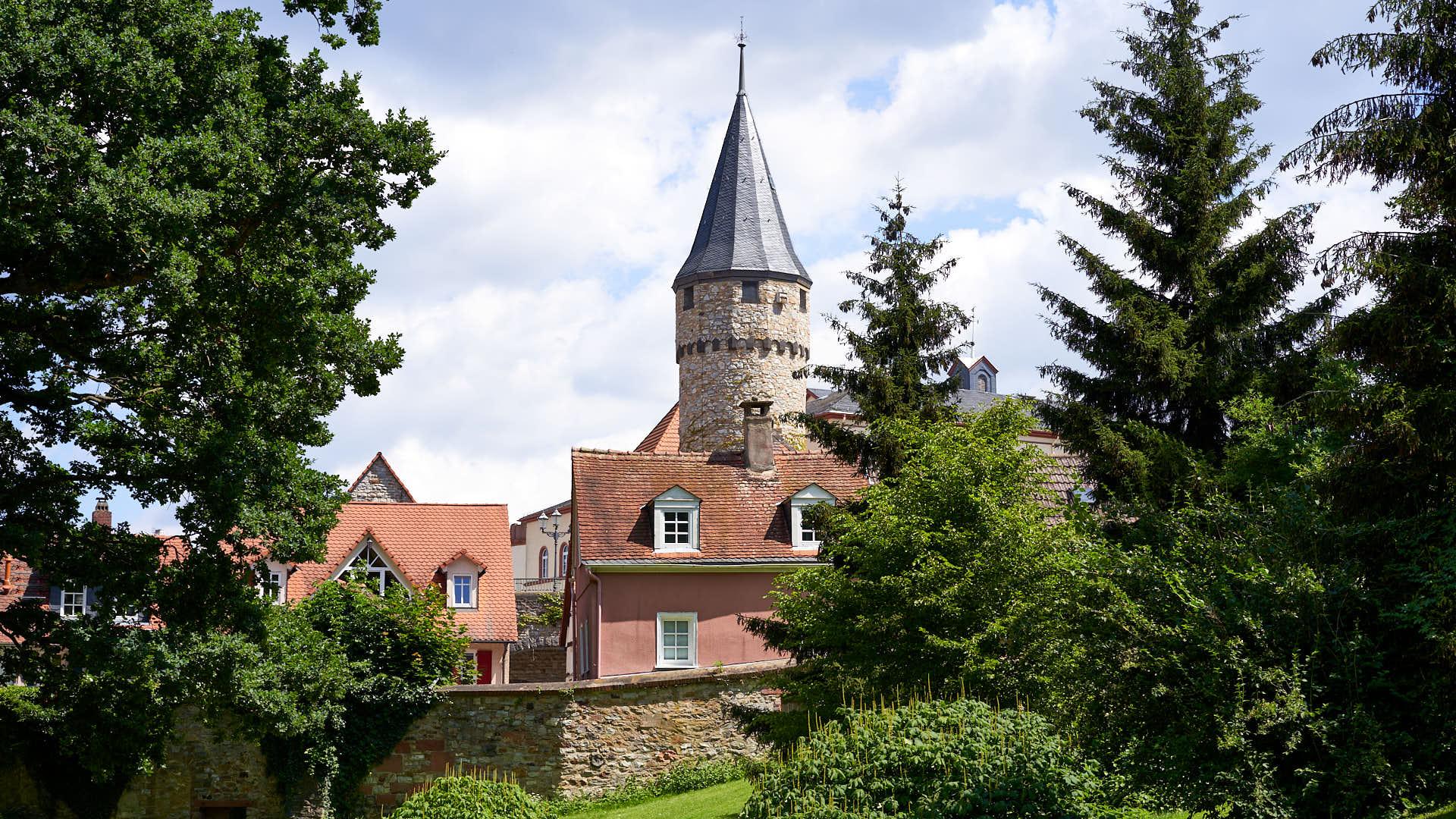 Hexenturm in Bad Homburg