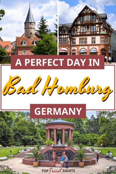 Pinterest image for 1 day in Bad Homburg