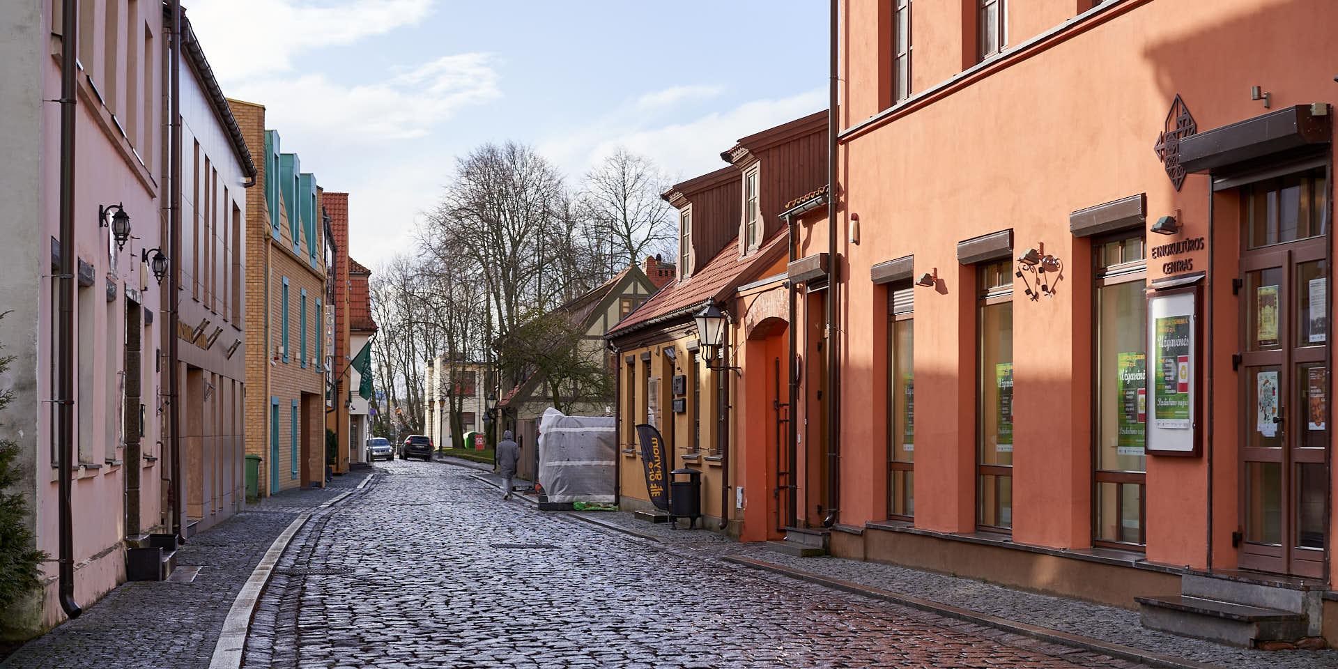 Klaipeda street view