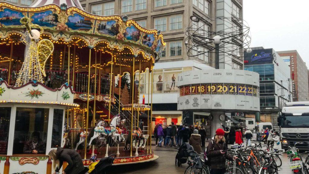 Berlin Christmas Market, Germany