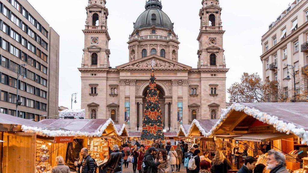 Budapest Christmas Market, Hungary