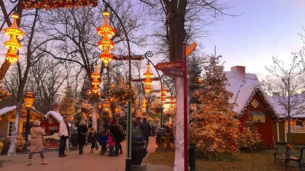 Copenhagen Christmas Market, Denmark