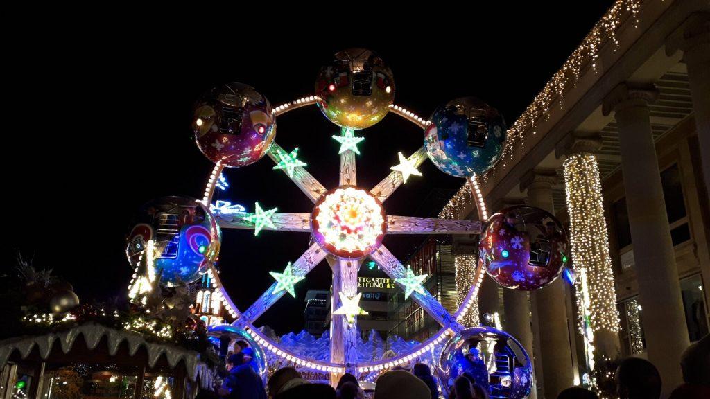 Stuttgart Christmas Market, Germany