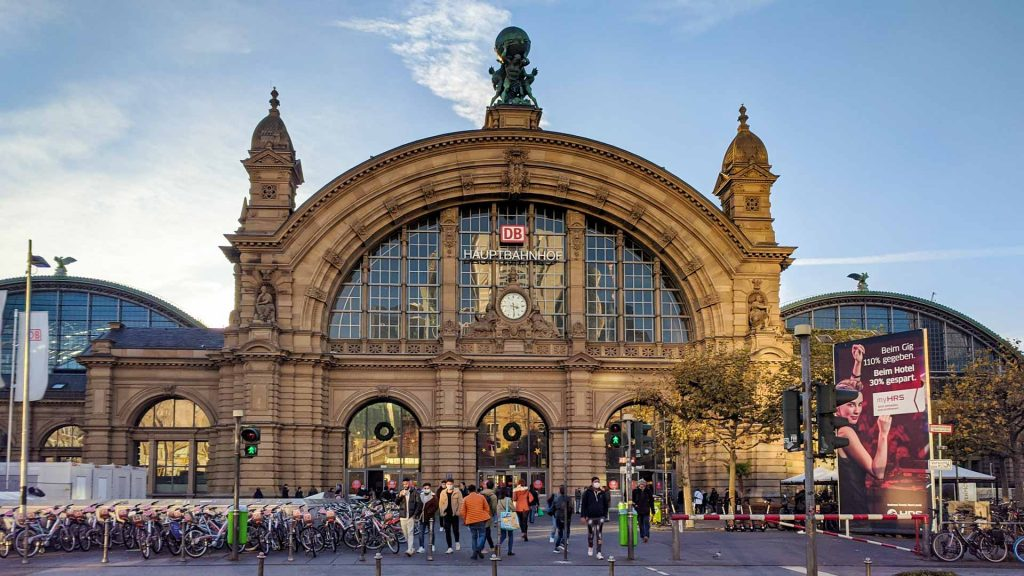 Frankfurt Main Station