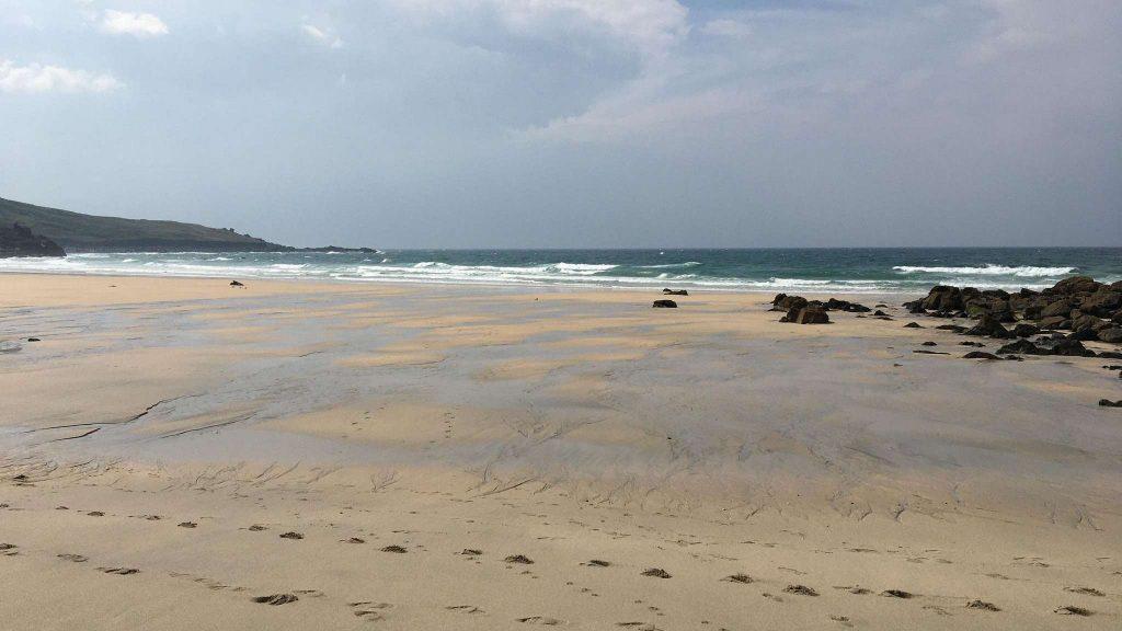 St Ives - Porthmeor beach