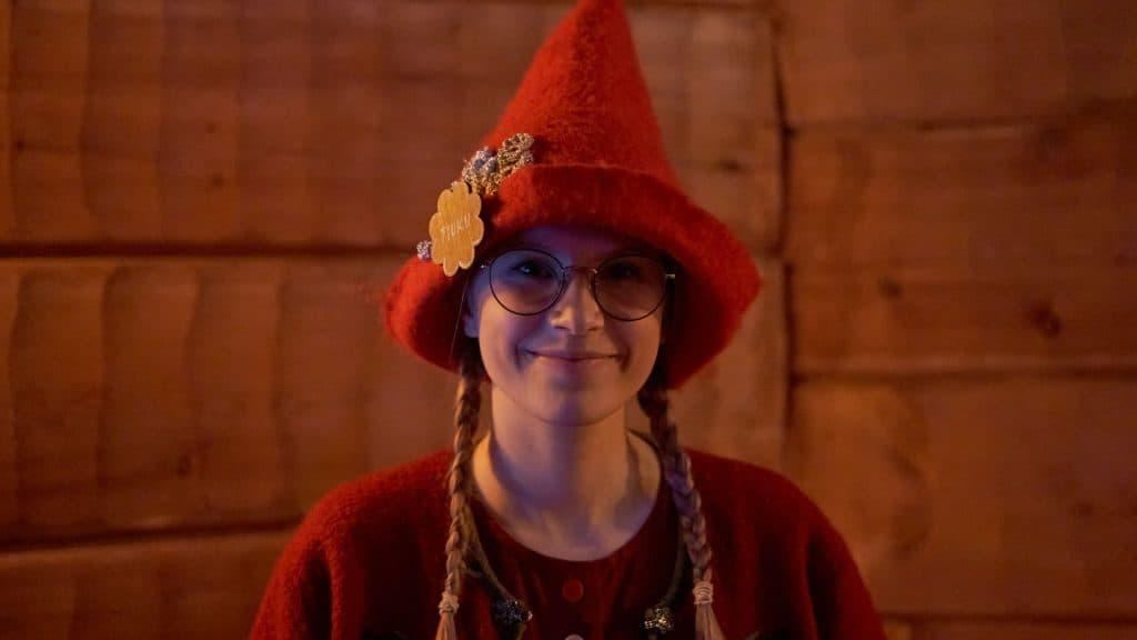 Elf Tiuku from Santa Claus Village