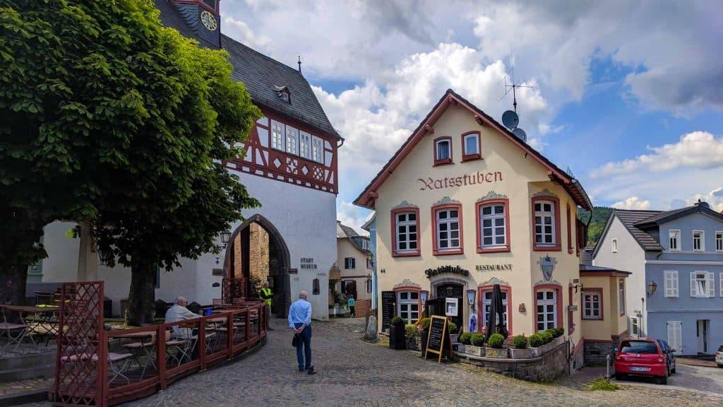 Houses in Königstein