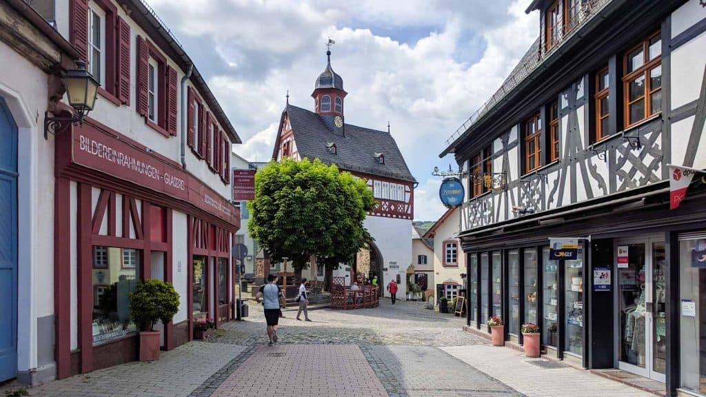 Königstein Old Town