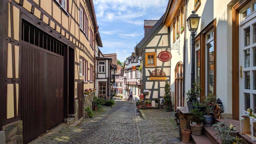 Street in Kronberg