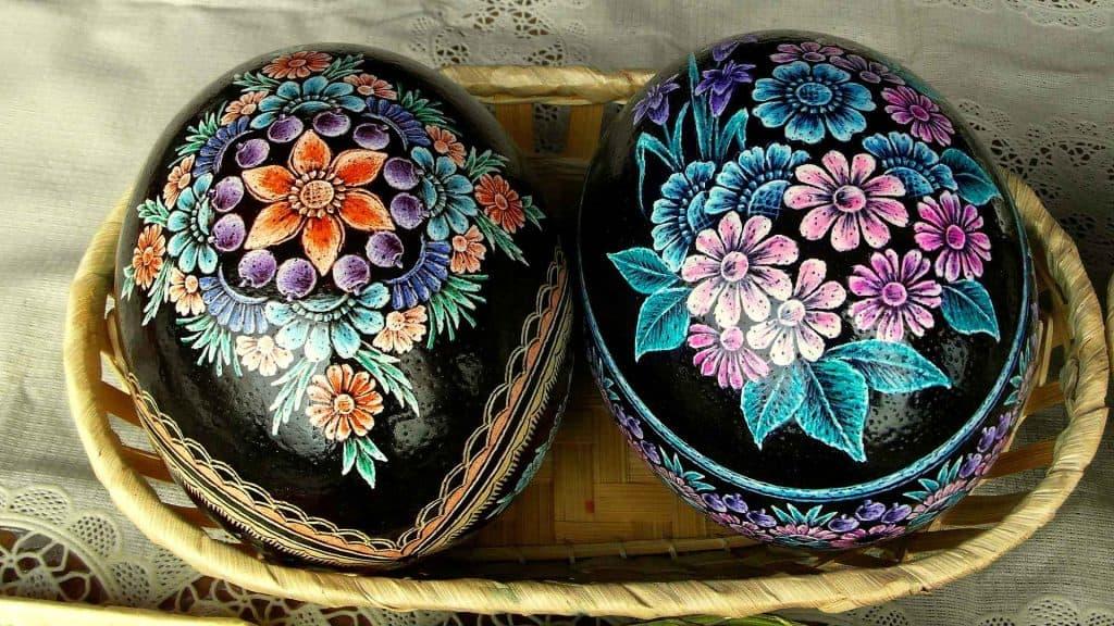Ukrainian Easter Eggs
