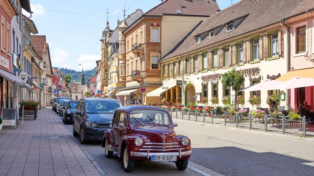 Black Forest - Traditional Town