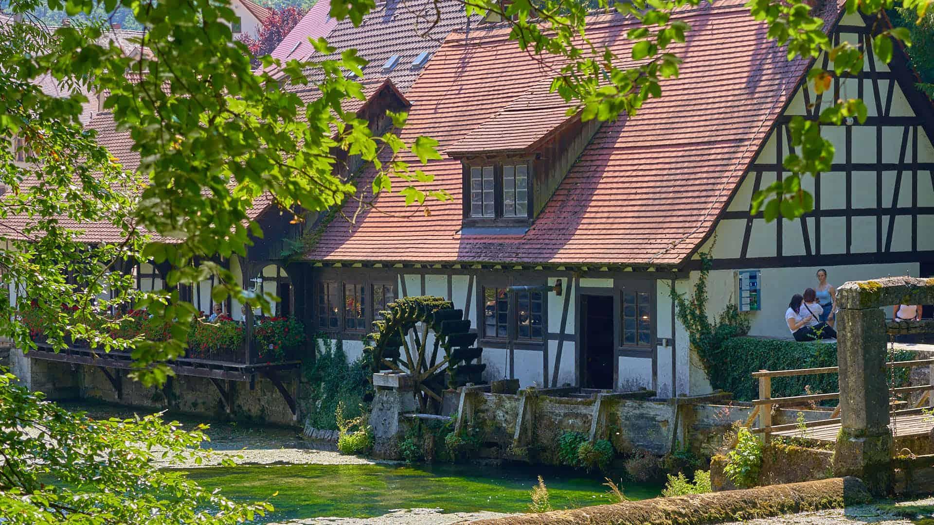 Blaubeuren monastery