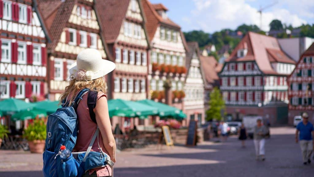 Calw in the Black Forest