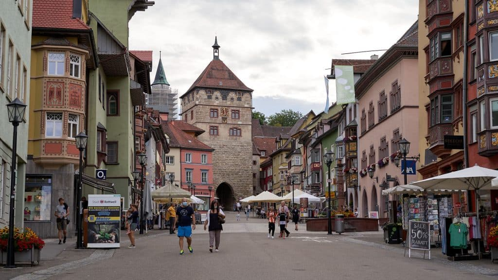 Rottweil in the Black Forest